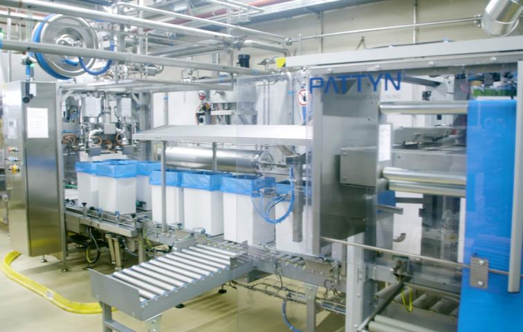 Increase food packaging capacity